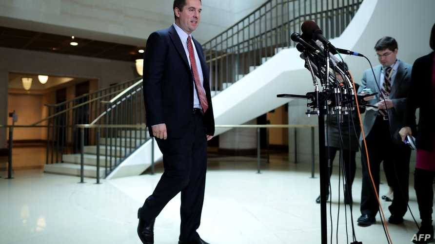رئيس لجنة الاستخبارات في مجلس النواب الأميركي ديفين نيونز