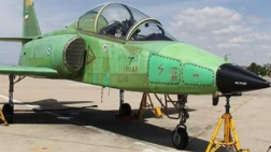 """نموذج لطائرة إيرانية جديدة تدعى """"ياسين"""""""