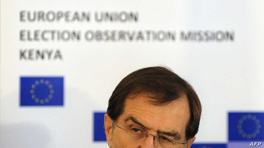 عضو البرلمان الأوروبي ألويز بيترلي