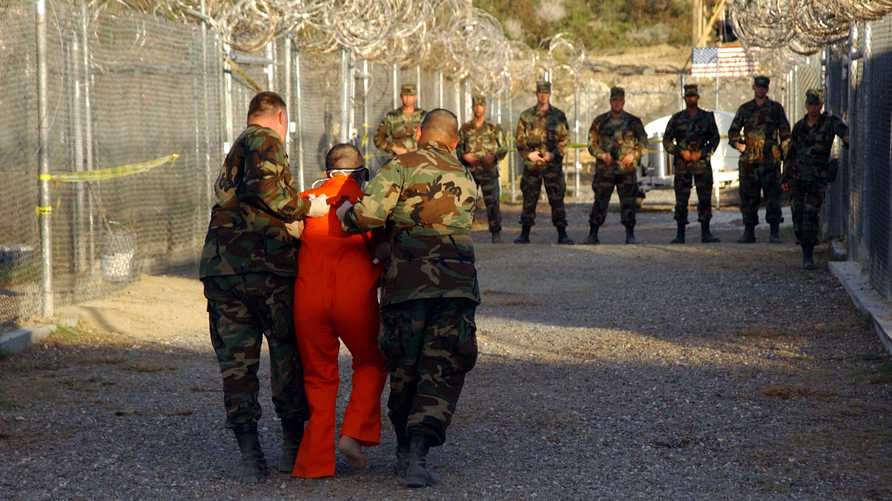 معتقل في غوانتانامو
