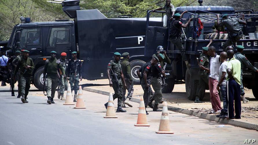 قوات الأمن النيجيرية-أرشيف