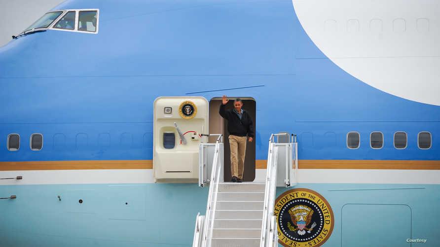الرئيس باراك أوباما (أرشيف)