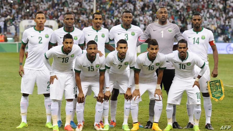 المنتخب السعودي. أرشيف