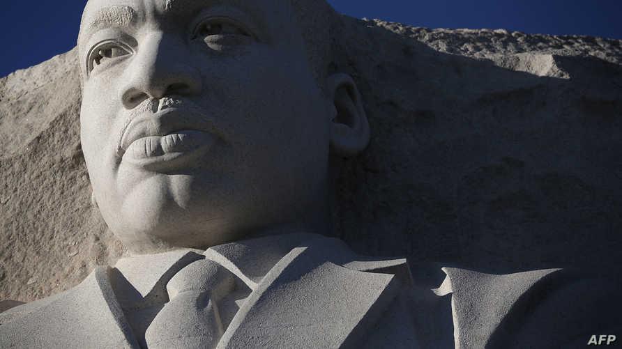 تمثال مارتن لوثر كنغ