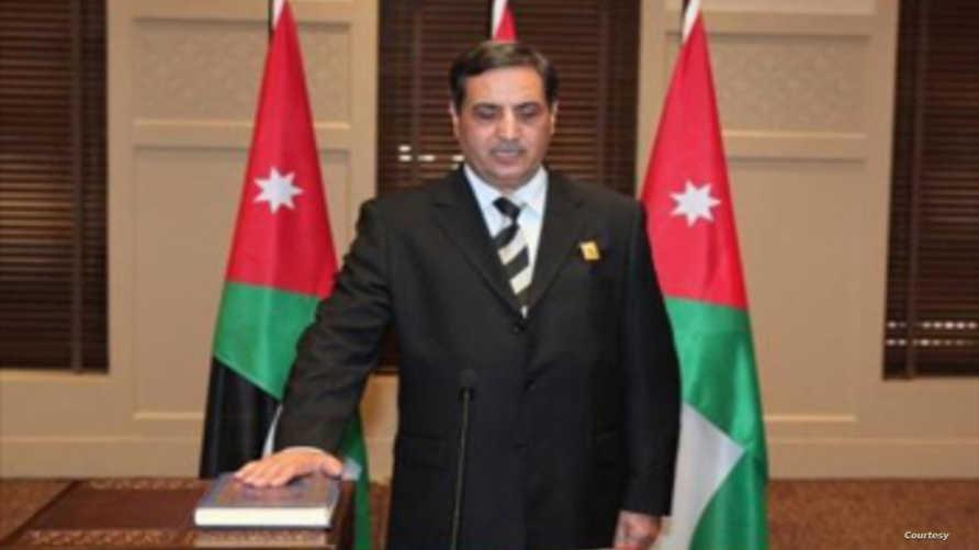 السفير الأردني لدى ليبيا فواز العيطان