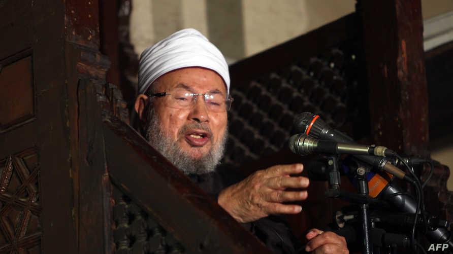 الدكتور يوسف القرضاوي الداعية الإسلامي