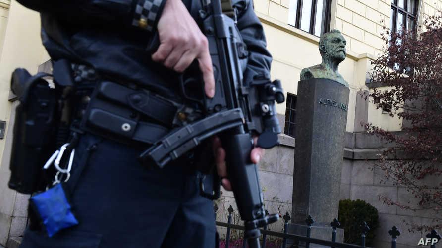 عنصر في الشرطة النرويجية