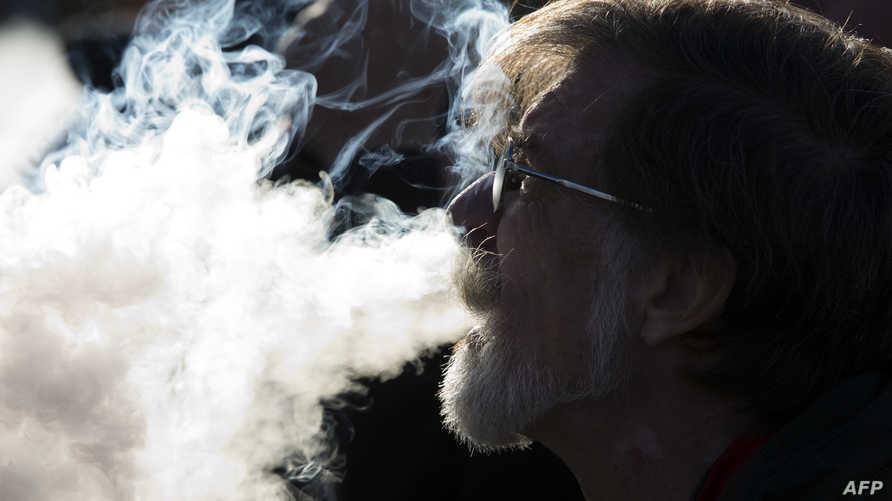 سيجارة الكترونية واحدة كافية لزيادة معدل ضربات القلب