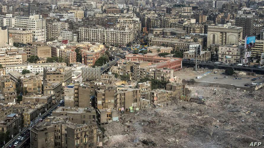 عشوائيات في مصر