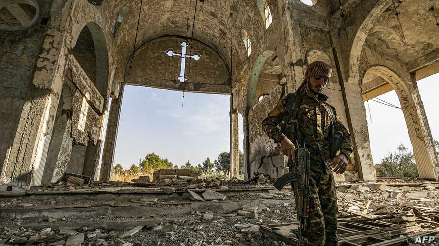تقارير تتحدث عن قيام قوات تركية بالتقدم باتجاه مناطق انتشار الأقليات في شمال سوريا