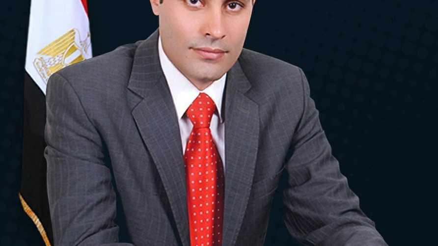 النائب بالبرلمان المصري أحمد الطنطاوي
