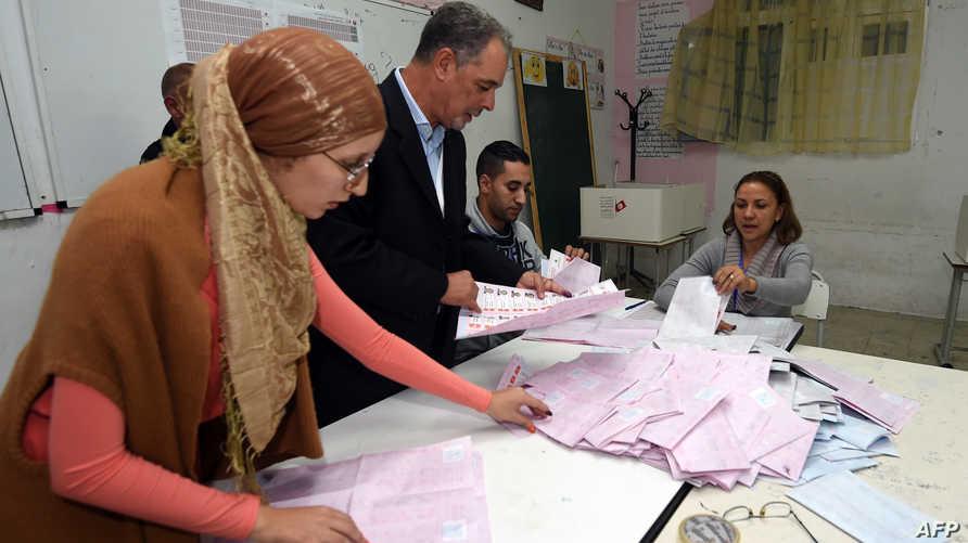 انتخابات سابقة في تونس