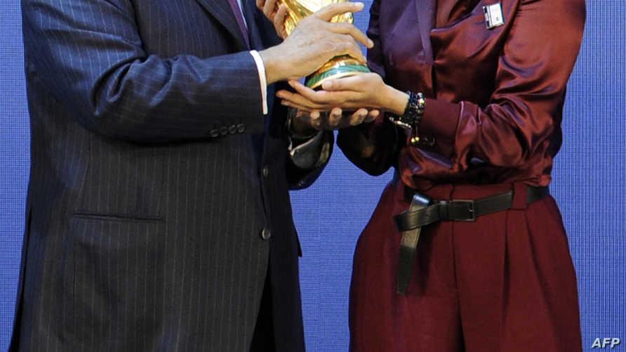 قطر تنال شرف تنظيم كأس العالم