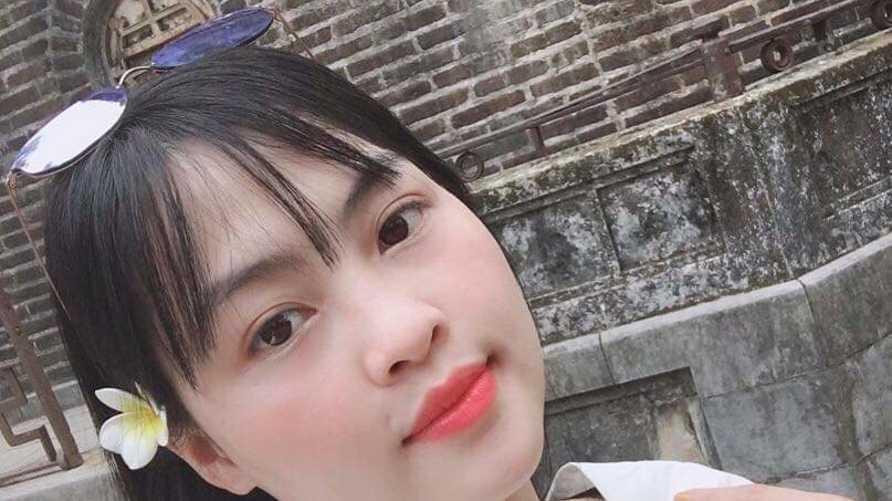 """الفتاة الفيتنامية """"فام ترا""""- من موقع تويتر"""