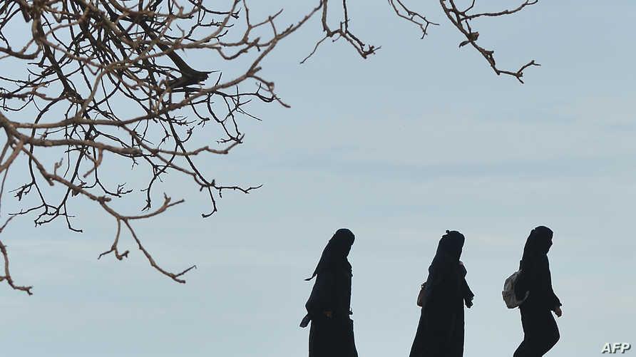مسلمات من سريلانكا