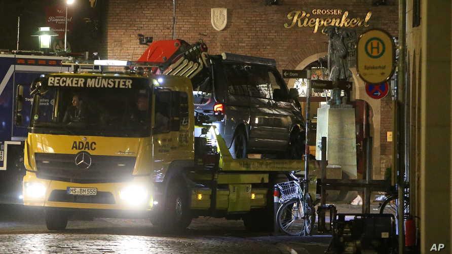 حادث سير في ألمانيا- أرشيف
