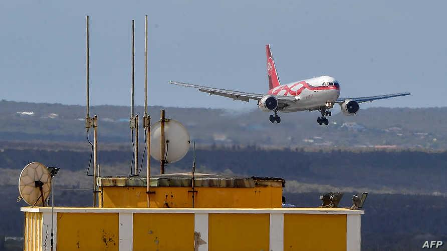 طائرة من نوع بوينغ 767
