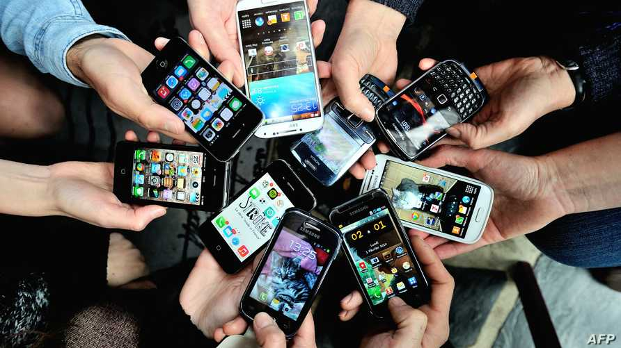 مجموعة هواتف ذكية