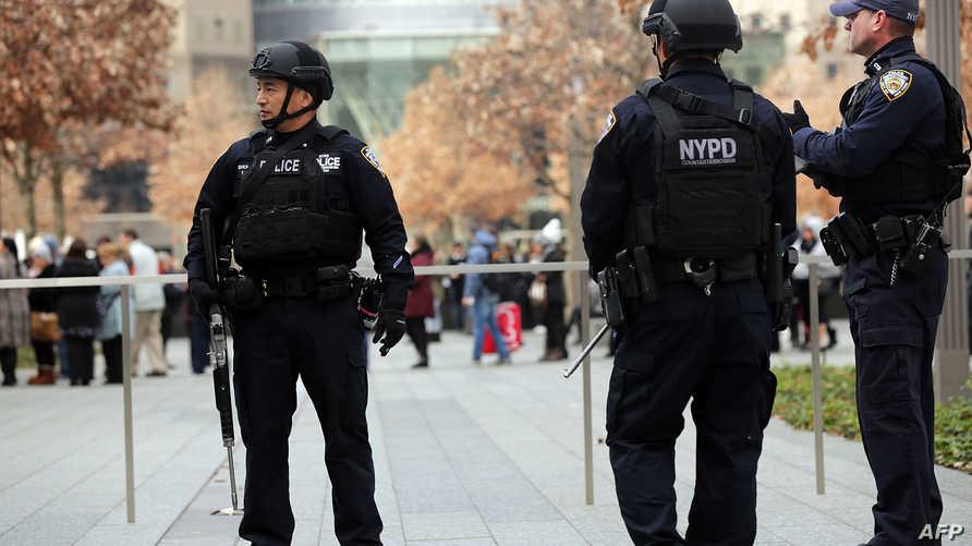 شرطة نيويورك عززت من انتشار عناصرها في المدينة عقب هجمات باريس