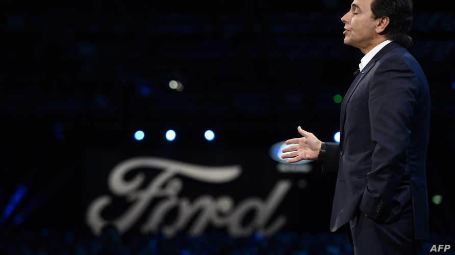 المدير التنفيذي لشركة فورد
