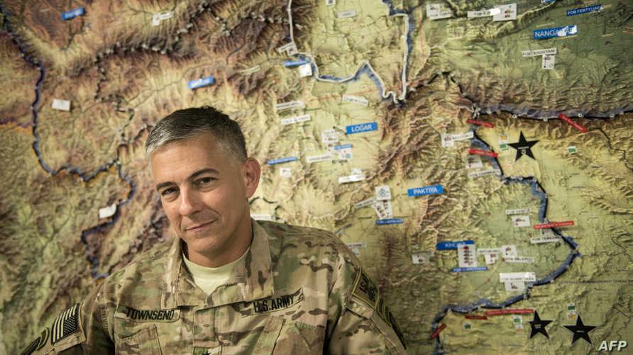 الجنرال ستيفن تاونسند