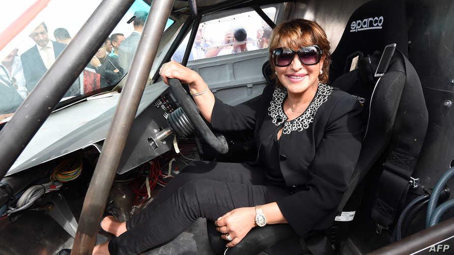 وزيرة البيئة المغربية حكيمة الحيطي