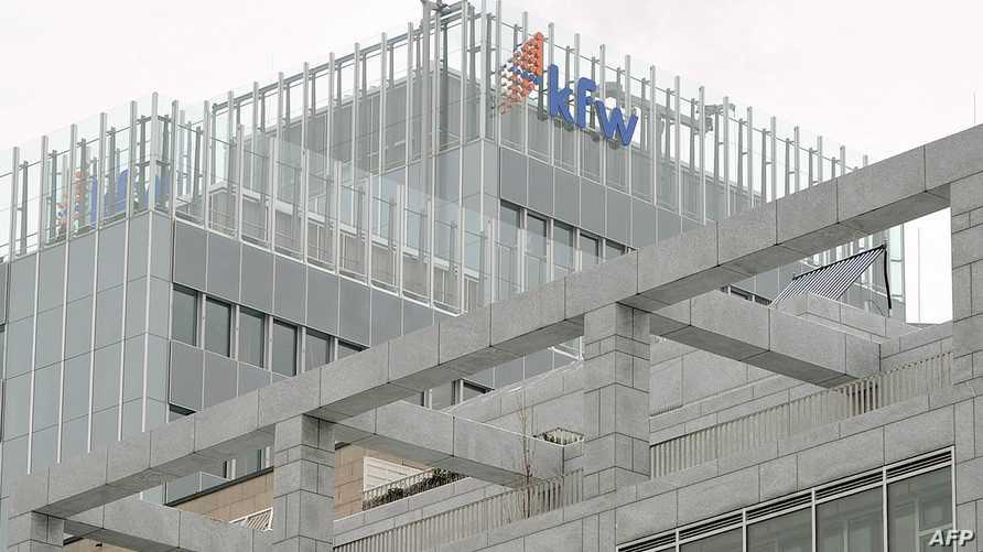 بنك KFW الألماني