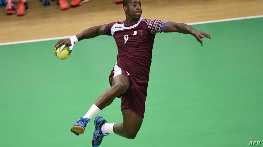 2016 رافائيل كابوت لاعب  في فريق كرة اليد القطري الذي شارك في أولمبياد ريو 2016