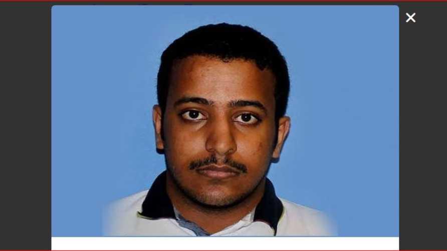 المبتعث السعودي حسين النهدي