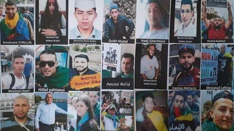 """الجزائر.. """"معتقلو الرأي"""" يدخلون في إضراب عن الطعام ابتداء من الجمعة"""