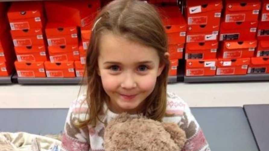 كلوي بريجواتر في صورة مأخوذة من حساب والدها على موقع فيسبوك