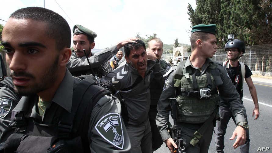 اعتقالات سابقة قرب الضفة الغربية