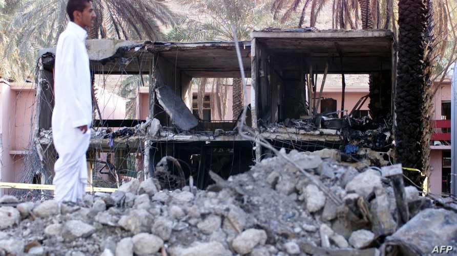 التفجير الإرهابي في شرقي الرياض عام 2003