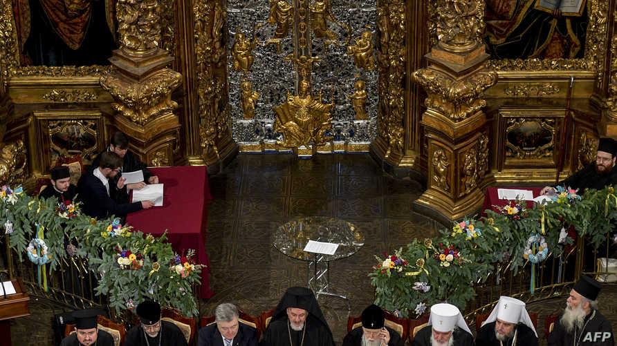 رئيس الكنيسة الأرثوذكسية الأوكرانية