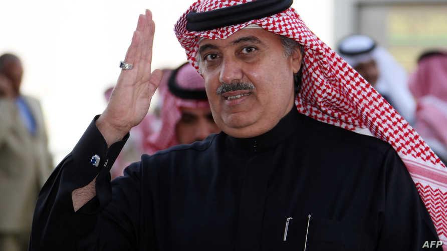 الأمير متعب بن عبدالله المعفى من وزارة الحرس السعودي الوطني