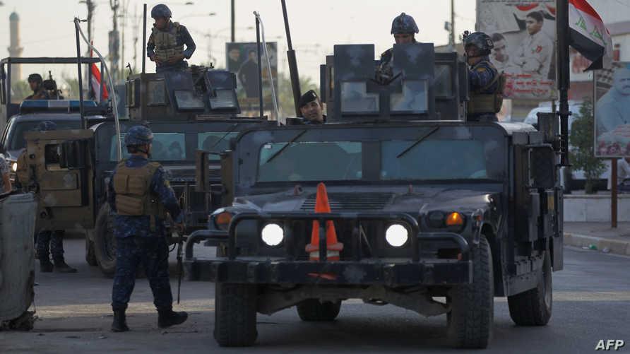قوات أمن عراقية - أرشيف