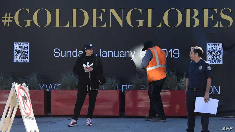 "حفل ""غولدن غلوب"" يقص شريط موسم الجوائز في هوليوود"