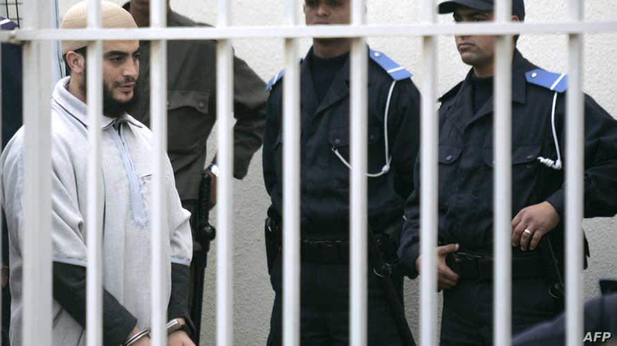 جلسة محاكمة لأحد أعضاء جماعة أنصار المهدي المتطرفة