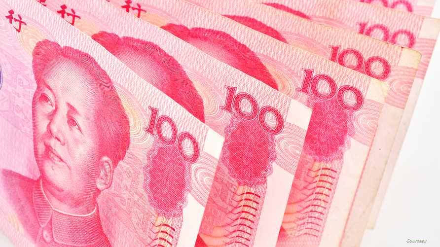 عملات صينية