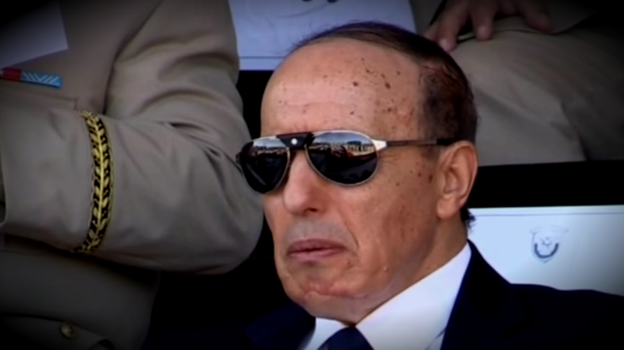 مدير جهاز المخابرات الجزائرية اللواء عثمان طرطاق