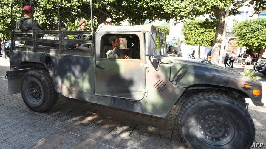 جنود تونسيون- أرشيف