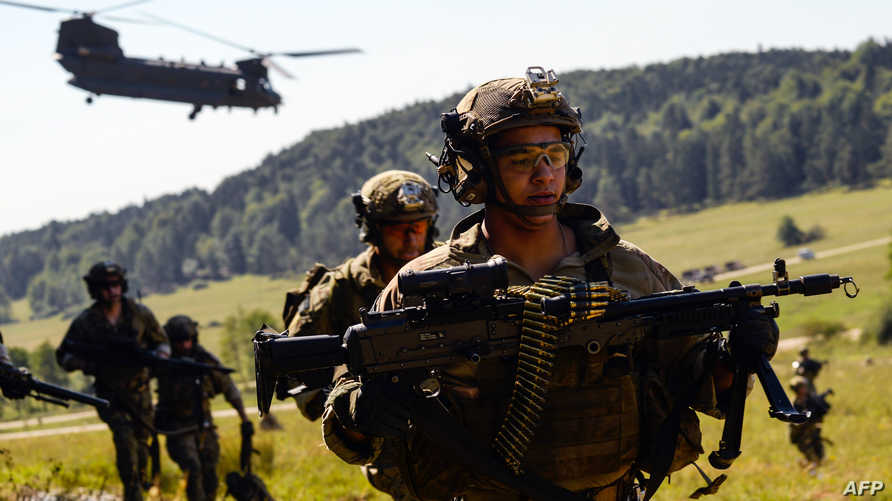 قوات أميركية خاصة خلال تدريبات في ألمانيا - أرشيف