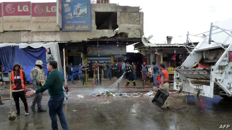 هجمات دامية في بغداد