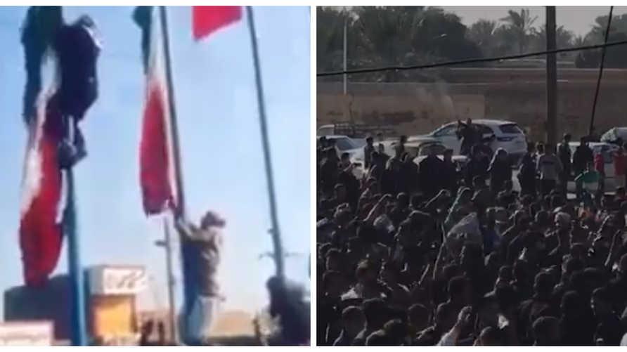 مظاهرات واسعة في الأحواز عقب وفاة الشاعر العربي حسن حيدري