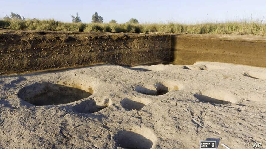 القرية التي يعود تاريخها لما قبل الفراعنة