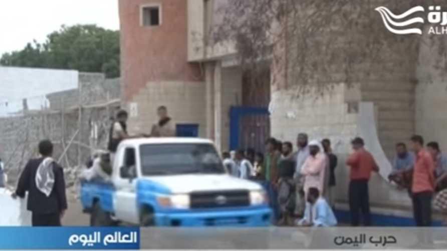 ترحيل المئات من اليمنيين في عدن