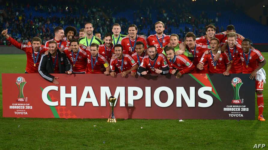 نهائي بطولة كأس العالم للأندية الأخيرة التي استضافها المغرب