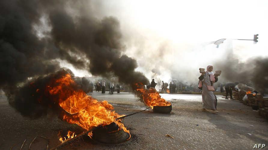 فض 'اعتصام القيادة' في السودان