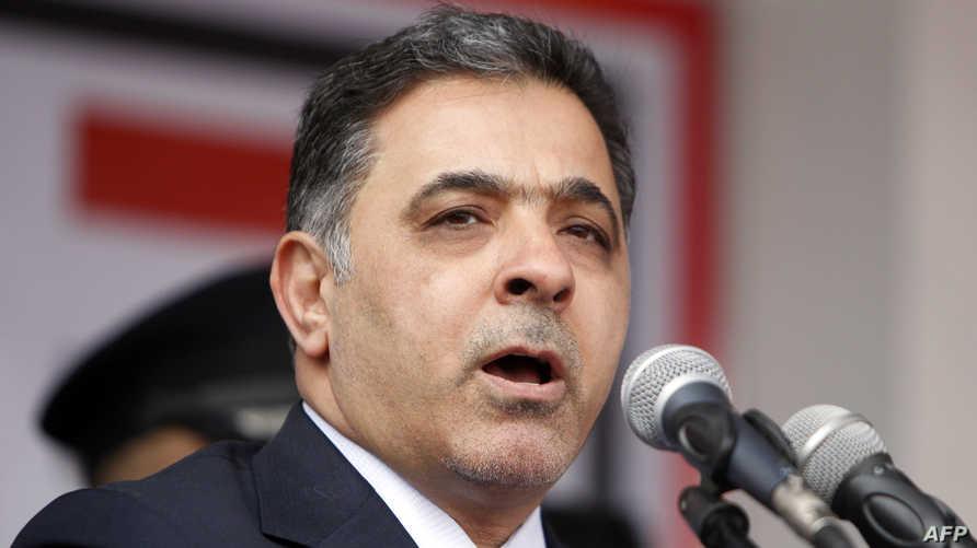 وزير الداخلية العراقي محمد الغبان