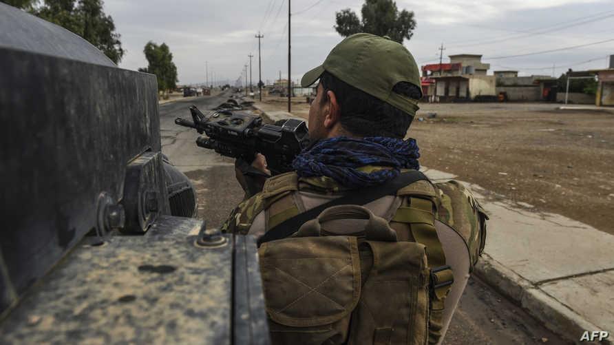 القوات العراقية تتقدم في الموصل